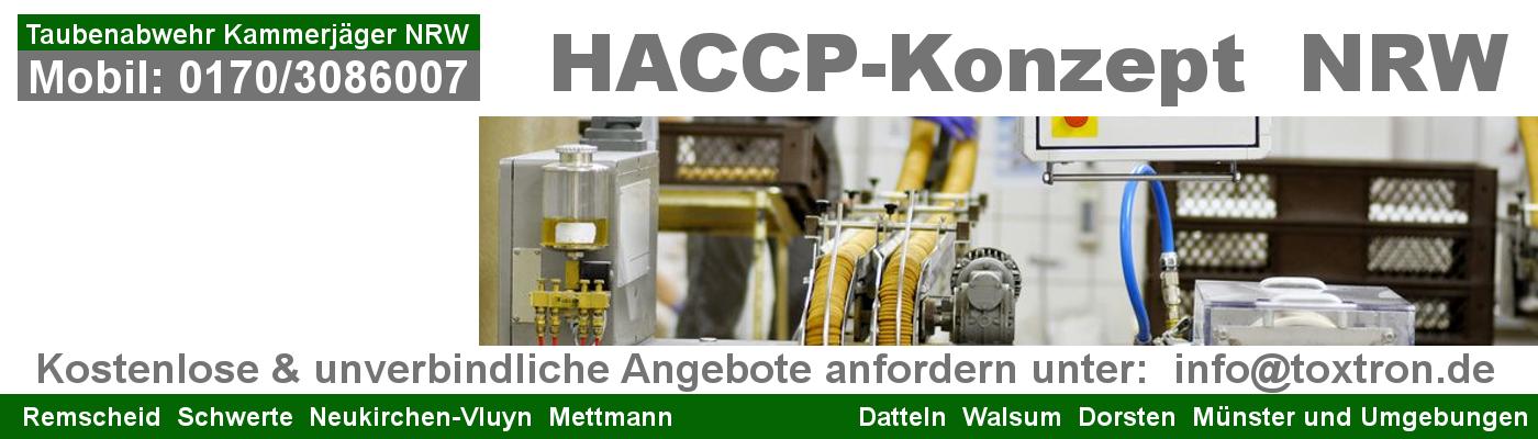 HACCP-Management